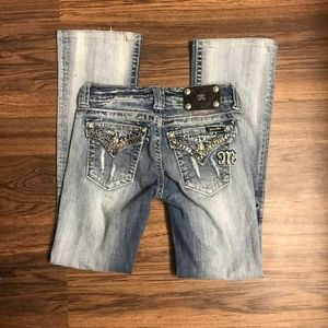 [Miss Me] Easy Boot Jeans Size 25